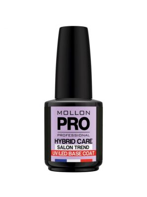 Mollon Pro Hybrid Shine Uv Base Coat 12ml