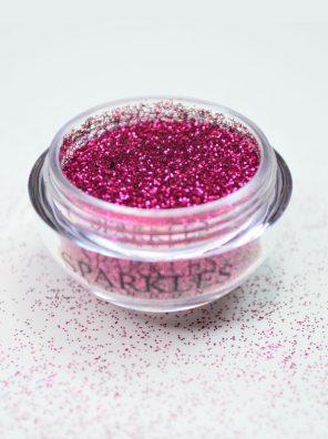 sparkles - hot pink britney