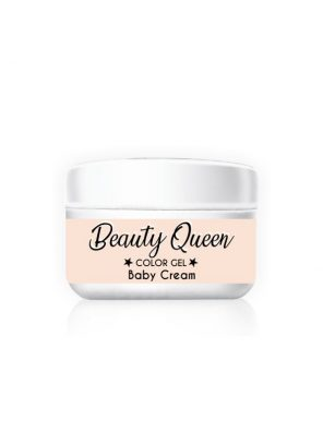 Beauty Queen Color Gel Baby cream 6001 5ml