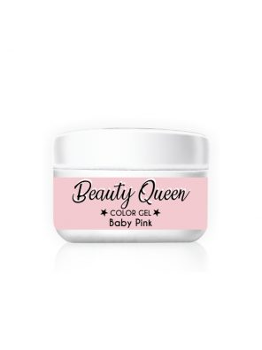 Beauty Queen Color Gel Baby Pink 6494 5ml