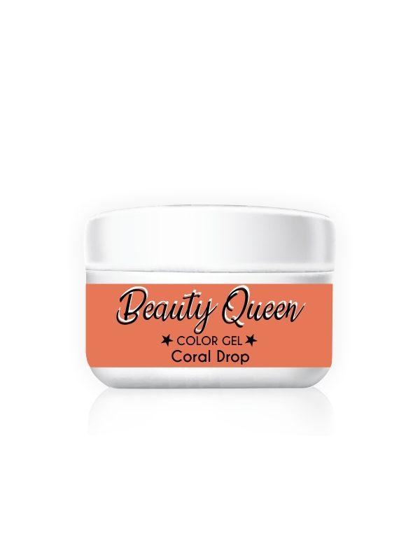 Beauty Queen Color Gel Coral Drop 7061 5ml