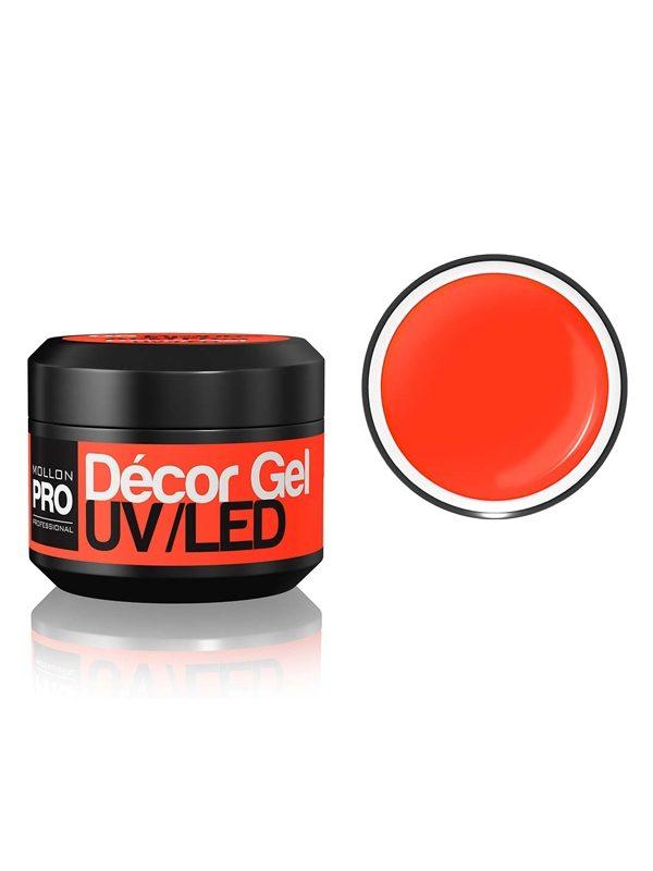 Mollon Pro Decor Gel Orange Juice 05 5ml