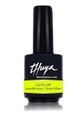 Thuya - Ημιμόνιμο Βερνίκι Amarillo Neon 14ml