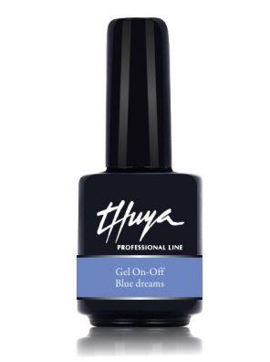 Thuya - Ημιμόνιμο Βερνίκι BLUE DREAMS 14ml