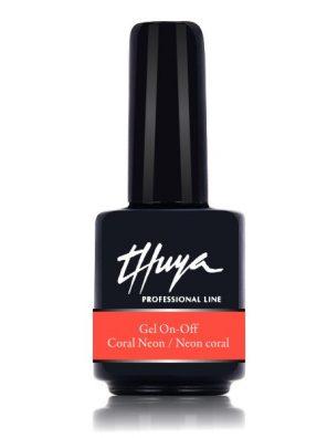 Thuya - Ημιμόνιμο Βερνίκι Coral Neon 14ml