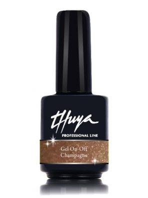 Thuya - Ημιμόνιμο Βερνίκι CHAMPAGNE 14ml