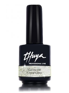 Thuya - Ημιμόνιμο Βερνίκι CRYSTAL GLITTER 14ml