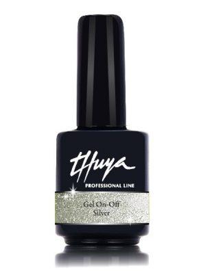 Thuya - Ημιμόνιμο Βερνίκι SILVER 14ml