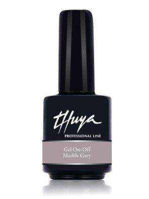 Thuya - Ημιμόνιμο Βερνίκι Marble Grey 14ml