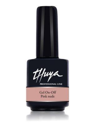 Thuya - Ημιμόνιμο Βερνίκι PINK NUDE 14ml