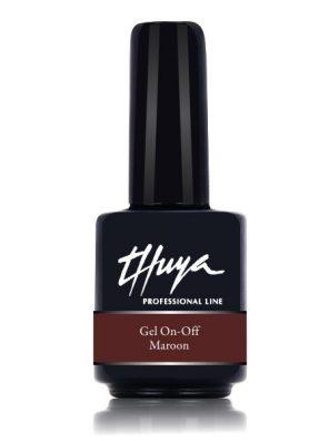 Thuya - Ημιμόνιμο Βερνίκι 14ml Maroon