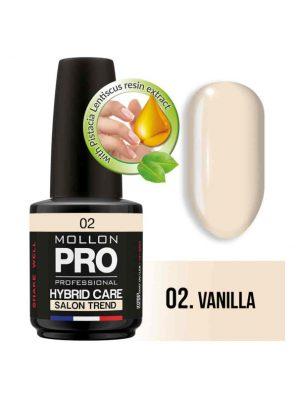 Mollon Pro Vanilla 12ml 002