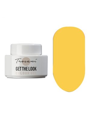 Trosani Colour Gel 82-201 Lemon Pie Yellow 5ml